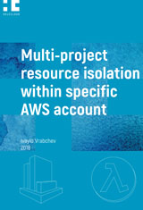 Multi project resource isolation  within specific